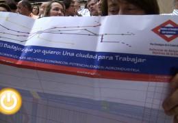 Tormenta de ideas para el futuro de Badajoz