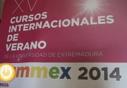 Inaugurado el XV Curso de Verano de la UEX