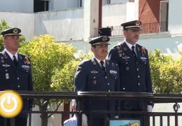 Nuevo mando en la base aérea de Talavera