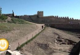 El Gobierno de Extremadura aportará un millón de euros a la rehabilitación de la Alcazaba