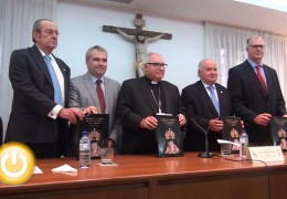"""Presentado el libro """"Coronación Canónica de Nuestra Señora de la Soledad»"""