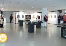 Exposición de uniformes de Gran Gala