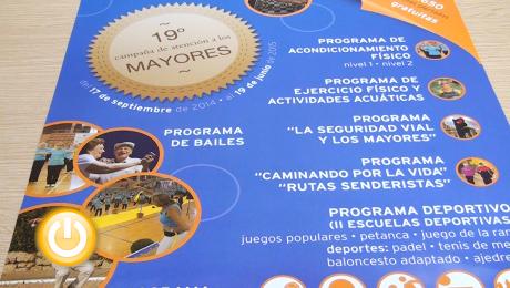 1.650 mayores participarán en los programas de acondicionamiento físico