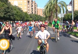 Badajoz celebra este domingo el Día de la Bicicleta