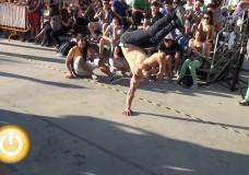 El certamen Doble K.O reunirá a lo más granado del breakdance internacional