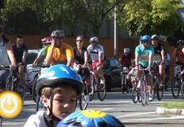 El día de la bicicleta recauda 3.000 kilos de alimentos