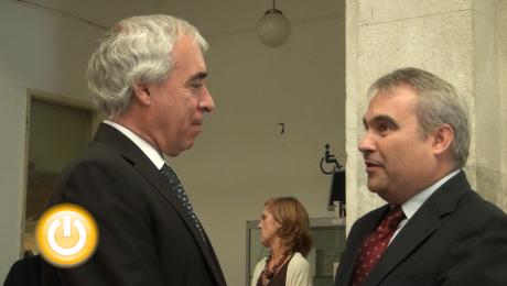Badajoz y Évora buscan posturas comunes para su desarrollo