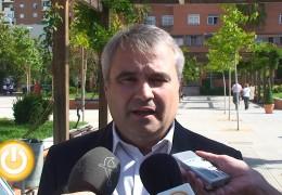 Fragoso: «Badajoz necesita la Ciudad de la Justicia»