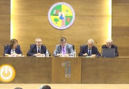 El alcalde inaugura el XVI Congreso Internacional de Entomología