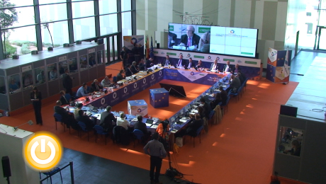 Fragoso asiste al seminario 'soluciones innovadoras para el renacimiento industrial'