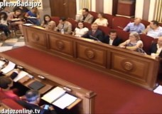 Pleno ordinario de septiembre del Ayuntamiento de Badajoz