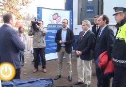 Badajoz acoge el proyecto «Movilidad Senior, el camino de todos»