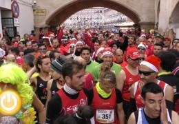 San Silvestre 2014 en Badajoz