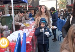 El Roscón de Badajoz reparte 8.000 raciones