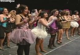 Murgas Carnaval de Badajoz 2014: La Galera en preliminares