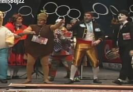 Murgas Carnaval de Badajoz 2014: Los Repescas en preliminares