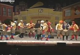 Murgas Carnaval de Badajoz 2014: Water Closet en preliminares