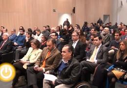 Clausurado el I Programa de Becas para Empresas Extremeñas Caja de Badajoz