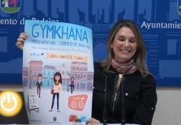 Gymkhana en las calles de Badajoz