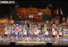 Murgas Carnaval de Badajoz 2015: Los Mirinda en preliminares