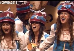 Murgas Carnaval de Badajoz 2015:  Las Chimixurris en preliminares