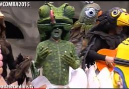 Murgas Carnaval de Badajoz 2015:  Los Espantaperros en preliminares