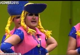 Murgas Carnaval de Badajoz 2015:  Krma en preliminares