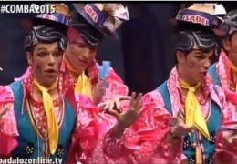 Murgas Carnaval de Badajoz 2015: Al-Maridi en preliminares