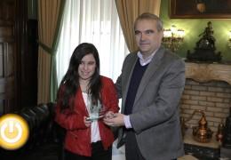 La pacense Danae Segovia participa en la final de Hit-La Canción