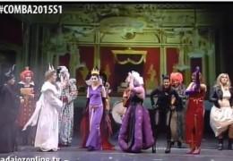 Murgas Carnaval de Badajoz 2015: La Galera en semifinales  en  Semifinales