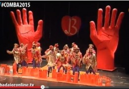 Murgas Carnaval de Badajoz 2015: Dakipakasa en semifinales