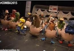 Murgas Carnaval de Badajoz 2015: Los Espantaperros en semifinales