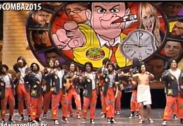 Murgas Carnaval de Badajoz 2015: Serendipity en semifinales