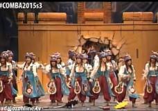 Murgas Carnaval de Badajoz 2015: Las Chimixurris en semifinales