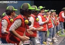 Murgas Carnaval de Badajoz 2015: Los Murallitas en semifinales