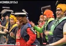 Murgas Carnaval de Badajoz 2015: No Somos Nadie en semifinales