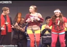 Concurso Infantil y Juvenil de Murgas de Badajoz 2015 – Centro Matías Ramón Martínez