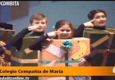 Concurso Infantil y Juvenil de Murgas de Badajoz 2015 – Colegio Compañía de María