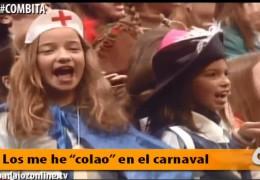"""Concurso Infantil y Juvenil de Murgas de Badajoz 2015 – Los me he """"colao"""" en el carnaval"""