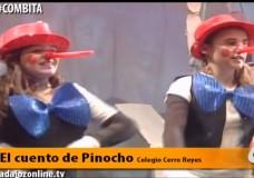 Concurso Infantil y Juvenil de Murgas de Badajoz 2015 – El cuento de Pinocho