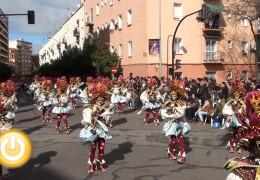 Las Monjas ganan el desfile de comparsas