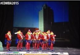 Murgas Carnaval de Badajoz 2015:  La Callejita en preliminares