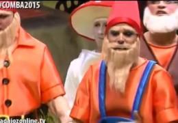 Murgas Carnaval de Badajoz 2015:  Los Chalaos en preliminares