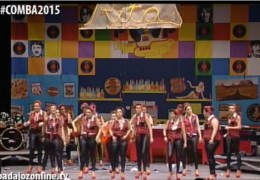 Murgas Carnaval de Badajoz 2015: Nenukas en preliminares