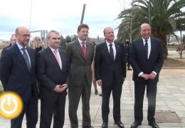 El Ministro de Justicia presenta el proyecto Ciudad de la Justicia de Badajoz