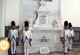 Homenaje al general Menacho en el 204 aniversario de su muerte