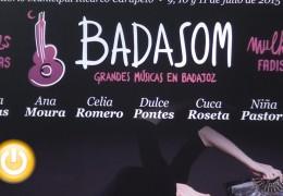 Badasom rendirá homenaje a las mujeres