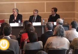 El alcalde asiste a la presentación de las actas de las I Jornadas Internacionales sobre Fortificaciones
