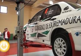 Badajoz ya cuenta con una escudería de rally