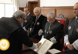 Juan Calixto Galán nuevo fiscal jefe de la Audiencia Provincial